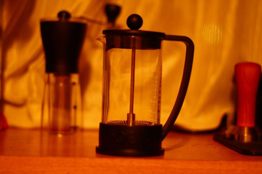 フレンチプレスでコーヒーを楽しむために必要なたったひとつのこと