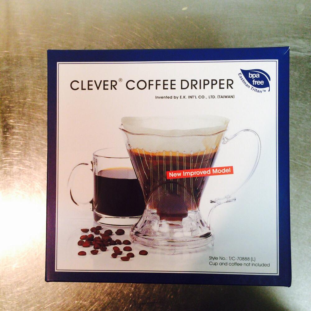 マジで簡単!美味しいコーヒーが淹れられるクレバーコーヒー(CLEVER)の使い方